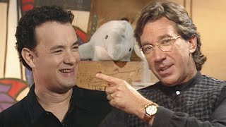 Tom Hanks & Tim Allen Talk About Toy Story 24 Years Ago