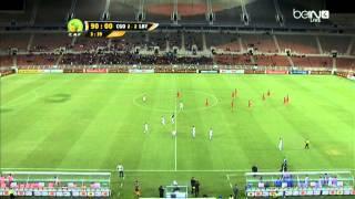 Congo vs Libya CAF 2014