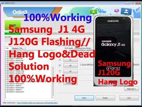 Samsung J1 4G(J120G) Flashing//Hang Logo&Dead Solution Official Firmware  100% Working By Tech Babul