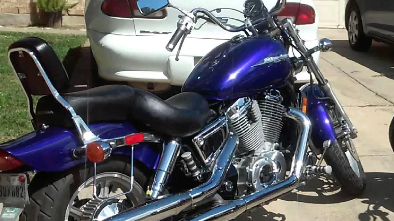 medium resolution of 2002 honda shadow spirit 1100