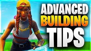 ADVANCED BUILDING TIPS FOR SEASON 9! (Fortnite Battle Royale)