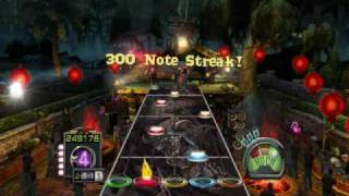 All That Remains - Focus Shall Not Fail (Guitar Hero Custom)
