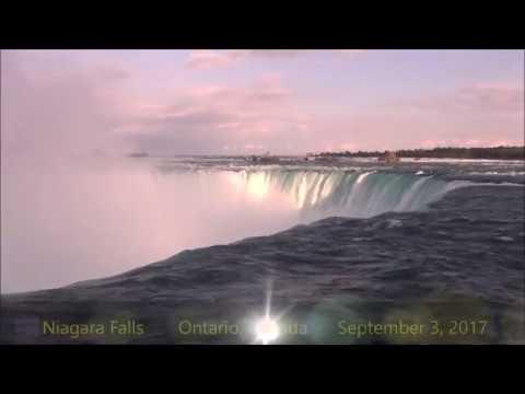 A Closer Look At The Niagara Falls
