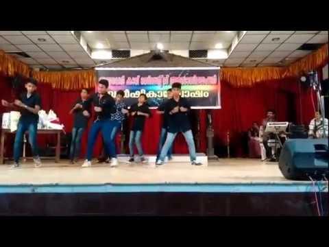Premam - Rockaankuthu Dance Performance   FuNNy DaNcE MiX   MRA Anniversery