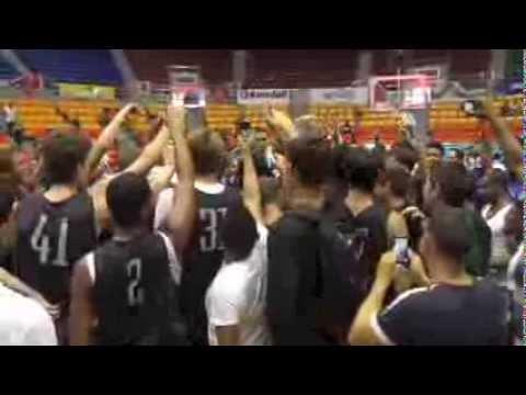 Tribe Basketball Highlights vs. the Dominican Republic Senior National Team