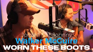 """Download Walker McGuire play """"Worn These Boots"""" Mp3 and Videos"""
