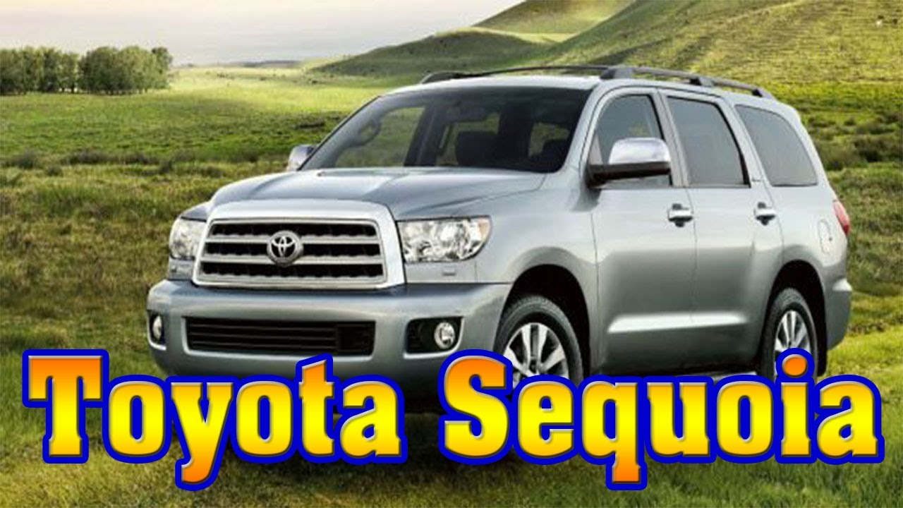 2019 Toyota Sequoia Redesign Review New Cars