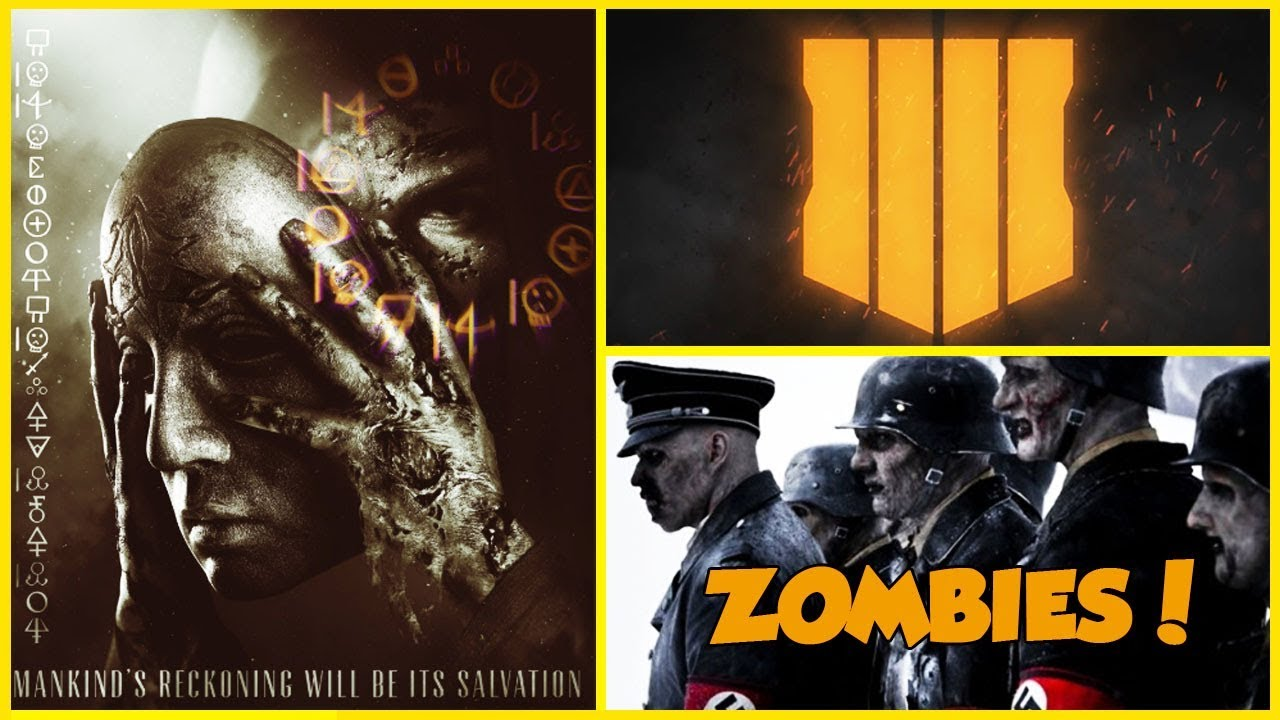 FIRST LOOK AT BLACK OPS 4 ZOMBIES! (BO4 Zombies Teaser