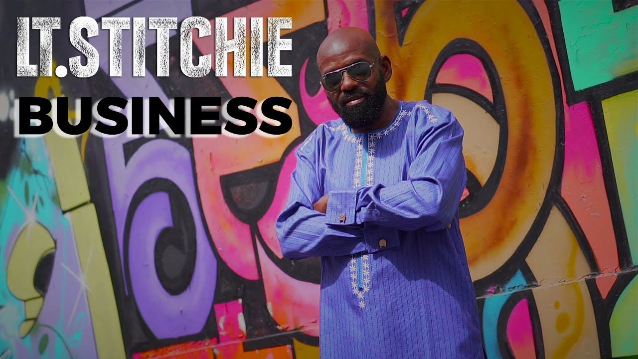 Lt. Stitchie - Business (Official Video)