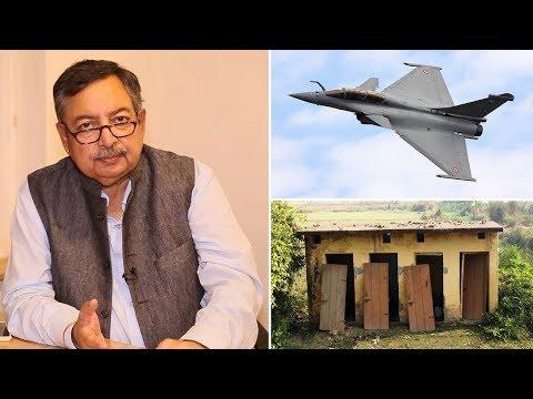 Jan Gan Man Ki Baat, Episode 151: Rafale Deal and Sanitation Coverage in India