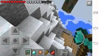 Minecraft PE Hunger Games #9