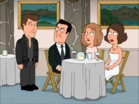 Nobody Puts Baby In The Corner - Dirty Dancing alternate ending