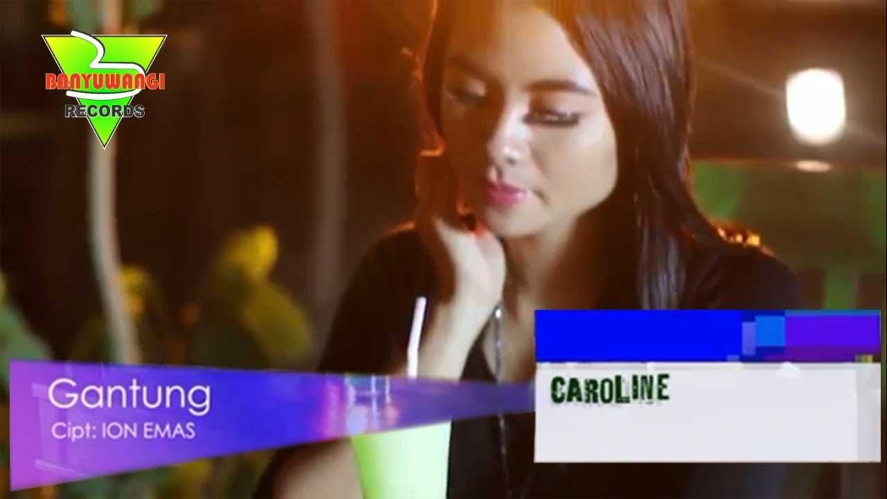 Caroline - Gantung - (Official Music Video)