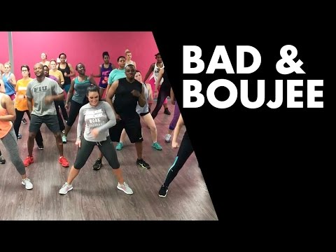 Migos  Bad and Boujee feat Lil Uzi Vert Dance Fitness with Jessica