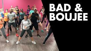 Migos Bad And Boujee Feat. Lil Uzi Vert Dance Fitness With Jessica
