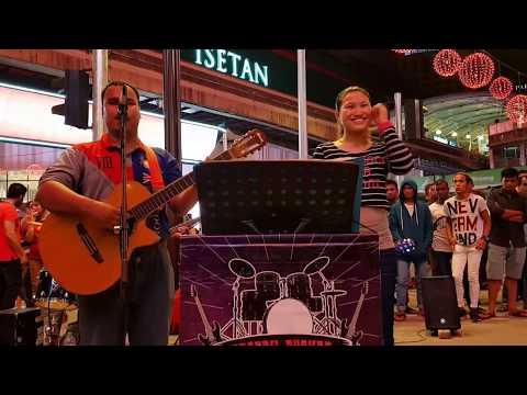 Abang lori tenonet- nazri feat Redeem buskers cover harry khalifah