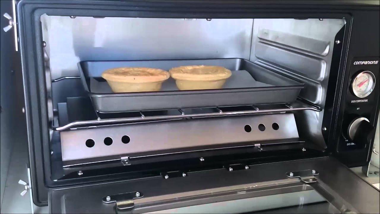 Campervan Gas Oven