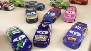 Disney Pixar Cars 3 Jack Depost diecast review
