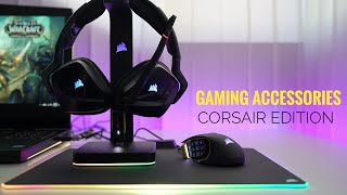 Best Gaming Accessories - Corsair Edition