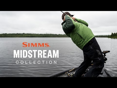 SIMMS MidStream Lightweight Insulation