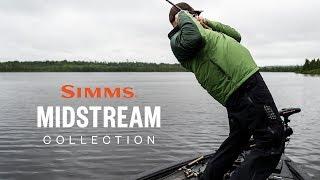 SIMMS MidStream Lightweight Insulation