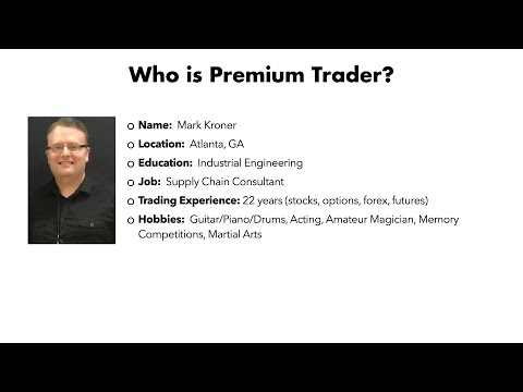 Who is Premium Trader?