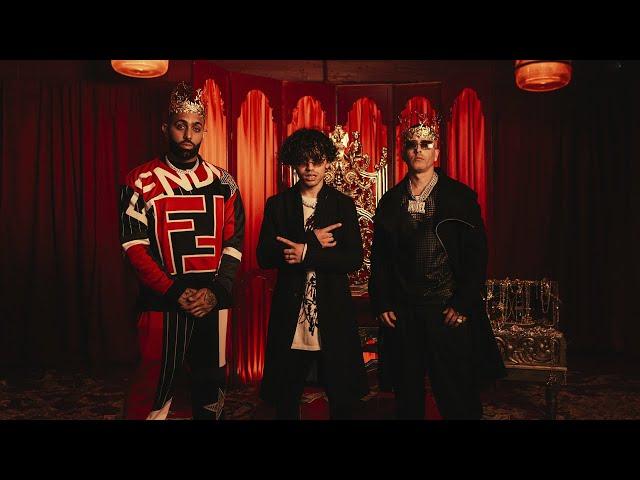 Sour x Eladio Carrion x Yandel - REY (Video Oficial)