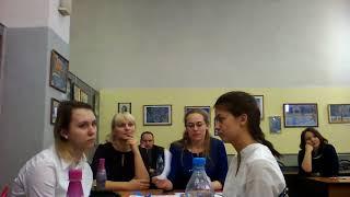 Мастер-класс Поляковой О. В., учителя русского языка и литературы сш № 15