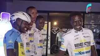 Tour Du Rwanda: Club y'u Rwanda igiye gukina bwa mbere irushanwa Nyafurika