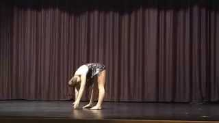 Ellyna Tedesco - Never Let me go 2014|Move With Grace Dance Studios - Cambridge
