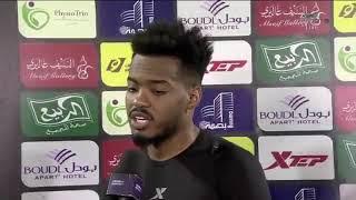 بالفيديو.. محمد عواجي: أسعى أن أكون الحارس الأول في بيتي الشباب - صحيفة صدى الالكترونية