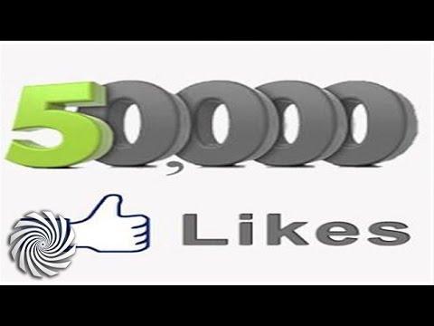 Berg 50,000 likes -  Mix 2014