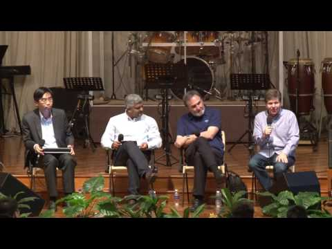 Panel Discussion - Loving God With Your Mind | Reasonable Faith Conference 2017 | Singapore
