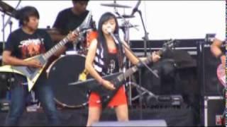 Isho_Kuichi Rock Indie Band From Batu City.Cinta Segitiga.mpg