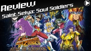 Saint Seiya Soldier´s Soul Review ( PS4 / PS3 )