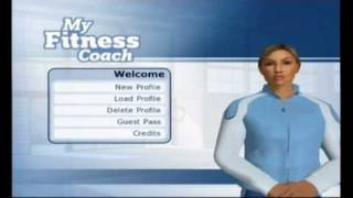 Play Some Schtuff - My Fitness Coach (Wii) - Part 1 of 3