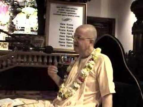 "Romapada Swami Lecture on ""Krishna is Everywhere"" SB 7.4.22"