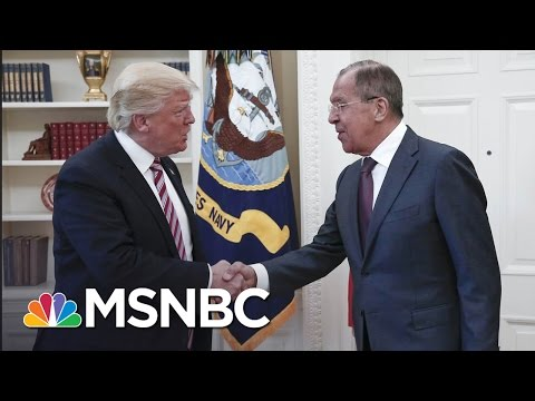 Thumbnail: Inside Bombshell Report On Donald Trump's Intel Disclosure To Russia | For The Record | MSNBC