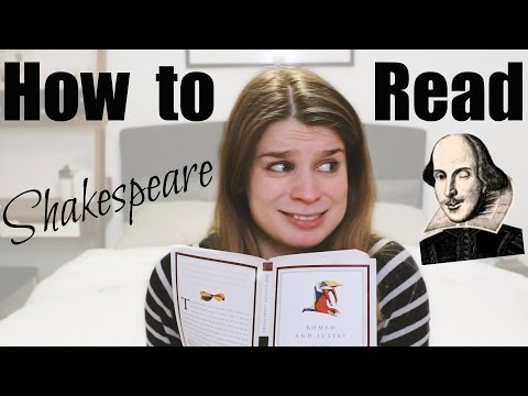 How to Read Shakespeare!