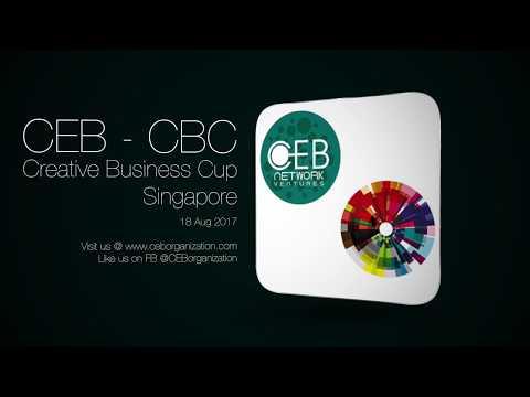 SINGAPORE CEB-CBC CREATIVE BUSINESS CUP 2017