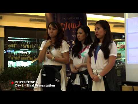 POPFEST featuring Fashion Bloom and Beautyphoria