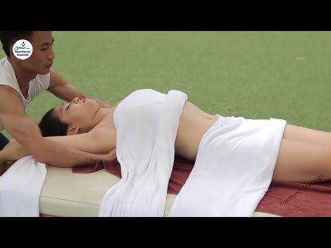 Deep Tissue Massage Techniques Front Body More Relaxation & Flexibility