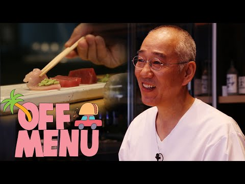 This L.A. Sushi Master Creates A One-of-a-kind Experience In His Hollywood Hideaway | Off Menu