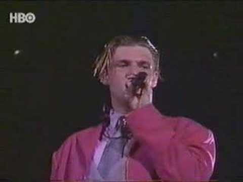 Backstreet Boys - Show Me The Meaning (live)