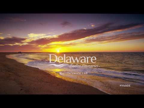 Visit Delaware :60s Commercial