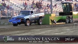 Central Illinois Truck Pullers - 2017 Four-Wheel Drive Super Stock - Truck Pulls Compilation