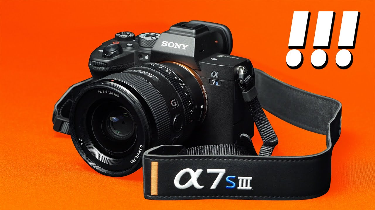 TEST SONY a7sIII : j'ai pris une claque... (4K 120 vs a7III & a7sII)
