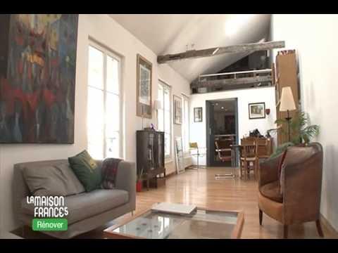 relooking david gaillard transforme un atelier doovi. Black Bedroom Furniture Sets. Home Design Ideas
