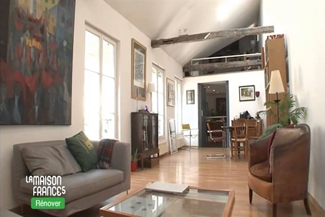 R nover un appartement paris par didier fruchet architecteur youtube - Renover un appartement ...