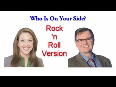 Rock-n-Roll Side-By-Side ● Crank up the volume! ● Peter Harrison for Congress